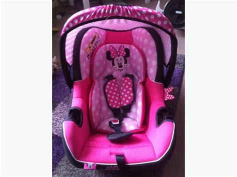 Minnie Mouse Baby Girl Car Seat Willenhall, Wolverhampton