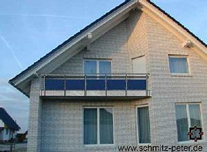 Glas Für Balkongeländer : balkongel nder stahl und glas entw rfe ~ Sanjose-hotels-ca.com Haus und Dekorationen