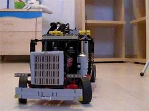 Lego Technic Camion : lego technic camion am ricain youtube ~ Nature-et-papiers.com Idées de Décoration