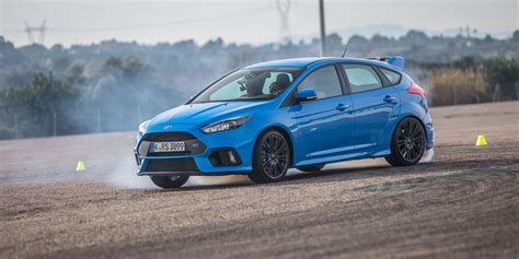 What Tuners Need To Know About The 2017 Ford Focus Rs