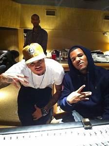chris brown go 39 stupid 39 in the studio rap up