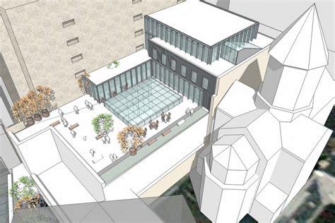 bureaux et commerce réhabilitation immeuble bureaux et commerces lvmh 17 rue