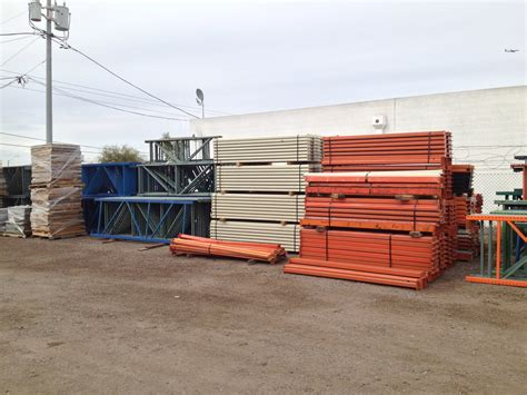 Used Pallet Rack Uprights And Beams