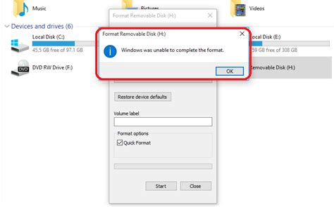 Due to sd card is not formatting issue, you eventually end up losing your data stored in sd card unless windows was unable to complete the format. Windows was unable to complete the format SD Card or USB | Tutorial Jinni