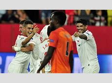 Sevilla vs Estambul Basaksehir Al palo y a la