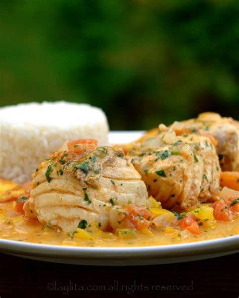 Ecuadorian Fish With Coconut  Laylita's Recipes