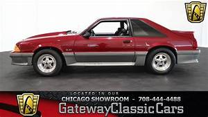 1993 Ford Mustang Cobra Gt Gateway Classic Cars Chicago