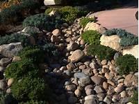 rocks for landscaping Mulch-Landscape Rock & Wood by Richard Rock on Pinterest   River Rock Landscaping, River Rocks ...
