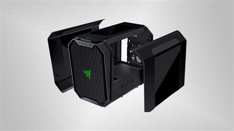 Antec reveals mini-ITX Razer Cube gaming PC case