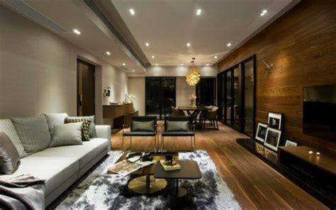 canapé d angle de luxe 30 idées pour le revêtement mural bois archzine fr