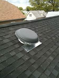 Attic  Whole House Fan Installs