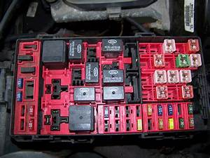 Alternator In 99 F150 Fuse Box