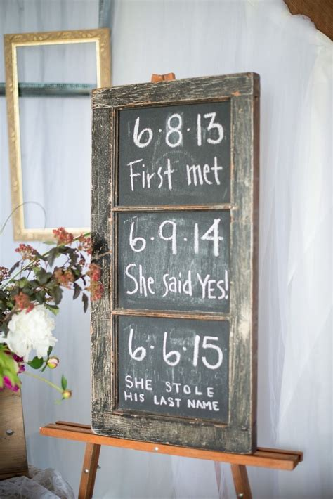148 Best Images About Wedding Signs On Pinterest