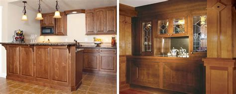 Huntwood Cabinets Deer by Tucked Away Bars Custom Cabinets