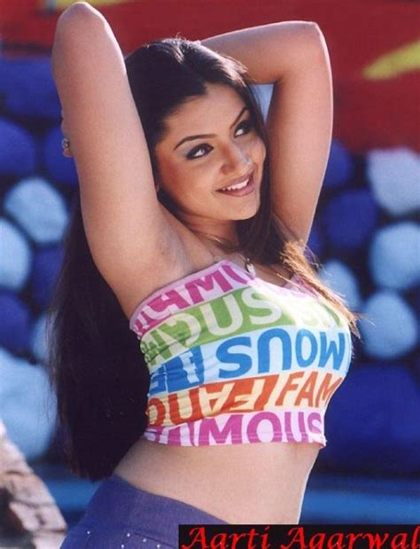 Unseen Tamil Actress Images Pics Hot Aarthi Agarwal Huge