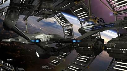 Trek Star Enterprise Nx Refit Wallpapers Starships