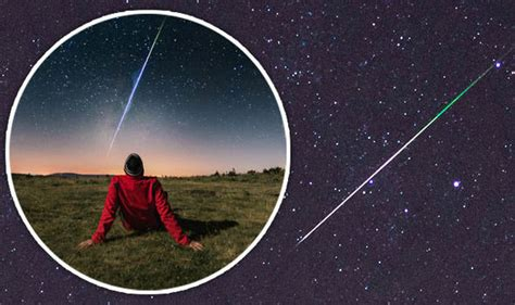 Best Time To View Meteor Shower Tonight by What Is The Best Time To View The Orionids Meteor Shower