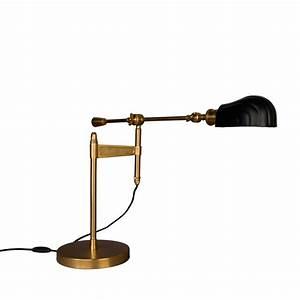 Lampe Bureau Vintage : lampe de bureau vintage lily dutchbone drawer ~ Teatrodelosmanantiales.com Idées de Décoration
