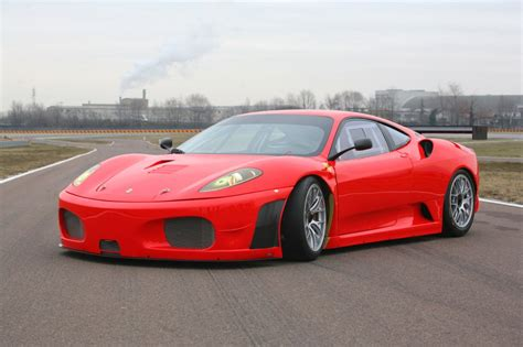 F430 Gt by Risi Competizione F430 Gt In The Corner Balance