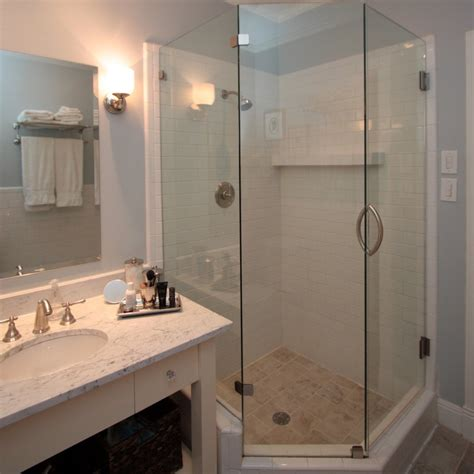 Decorating A Small Functional Bathroom Remodel With Shower