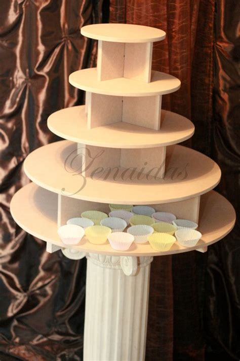 25 best ideas about wooden cupcake stands on pinterest