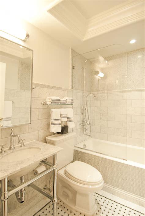 shower door bathroom  renovated home
