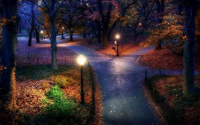 Nature Night Landscape Wallpapers