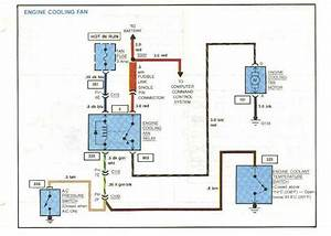 84 Radiator Cooling Fan Motor Fusible Link Color  Amerage   Guage   - Corvetteforum