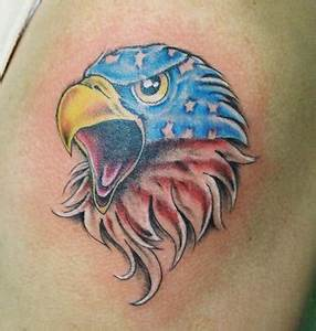 Flag Tattoos and Designs| Page 4
