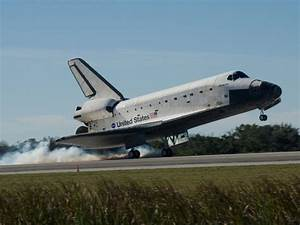 NASA - Touch Down!