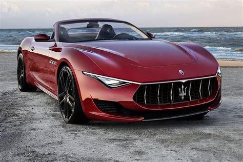 2019 Maserati Alfieri Cabrio Youtube