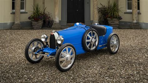 With the bugatti baby ii, we invite a young generation of enthusiasts to fall in love with the as mentioned above, bugatti will produce just 500 copies of the baby ii with prices for the base model. Bugatti Baby II, una Type 35 in scala: il prezzo, il video - MotorBox