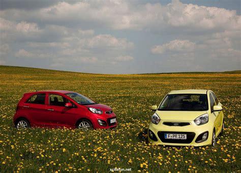 Kia Picanto Car Wallpapers 2012