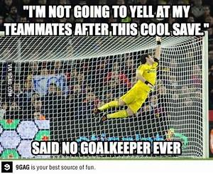 Girl Goalkeeper Quotes. QuotesGram