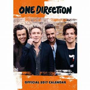 One Direction Calendar 2017 for only £ 10.84 at ...