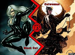Black Cat vs Catwoman by EmiyaForjadeHierro on DeviantArt