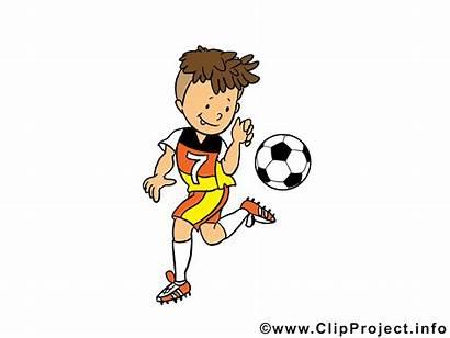 Fussball Clipart Spieler Deutschland Utklipp Tyskland Fotball