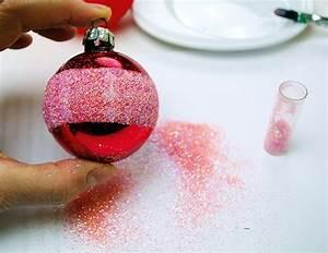 Weihnachtskugeln Selbst Gestalten : 76 besten basteln weihnachtskugeln bilder auf pinterest ~ Lizthompson.info Haus und Dekorationen