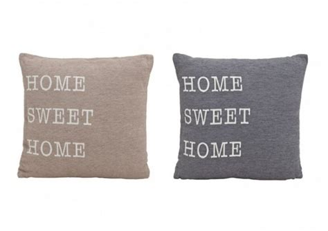 Kissen Home Sweet Home by Kissen Sofakissen Home Sweet Home Deko