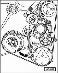 How To Replace Alh Serpentine Belt Tensioner And Idler