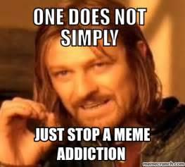 Just Meme - just stop a meme addiction