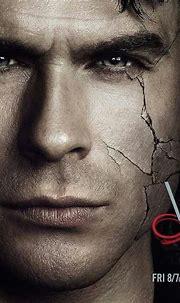Ian Somerhalder aka Damon Salvatore Final Season 8 ...