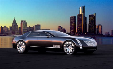 Car Cadillac Sixteen by Cadillac Sixteen Concept Car To Headline Amelia Concours