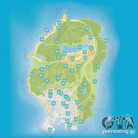 Gta 5 Spaceship Parts Discovery On A Map And What Termurah