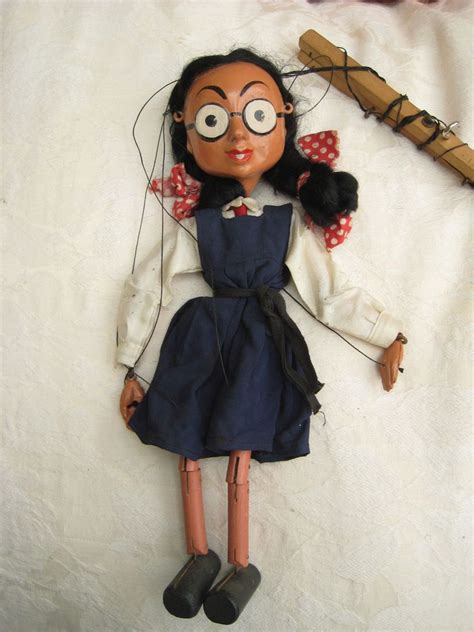pelham puppet lettice leefe  rare  toys games