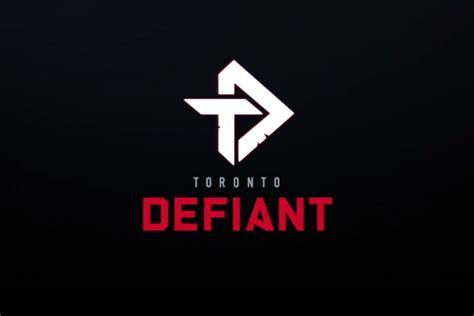 toronto unveils  overwatch league team  defiant