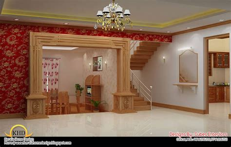 Home interior design ideas - Kerala home design and floor