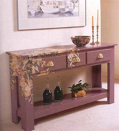 plans  build buffet table woodworking plans  plans