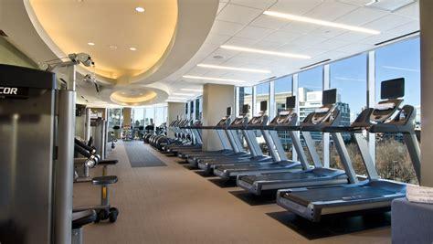 Hotel Fitness Center Dallas