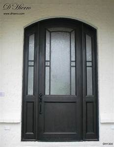 Iron doors exterior contemporary front doors for Modern front doors dallas